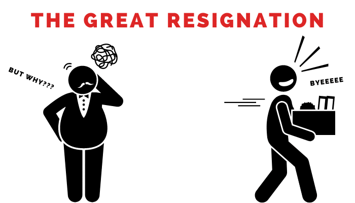 The Great Resignation is upon us! What does that mean for your sales teams?