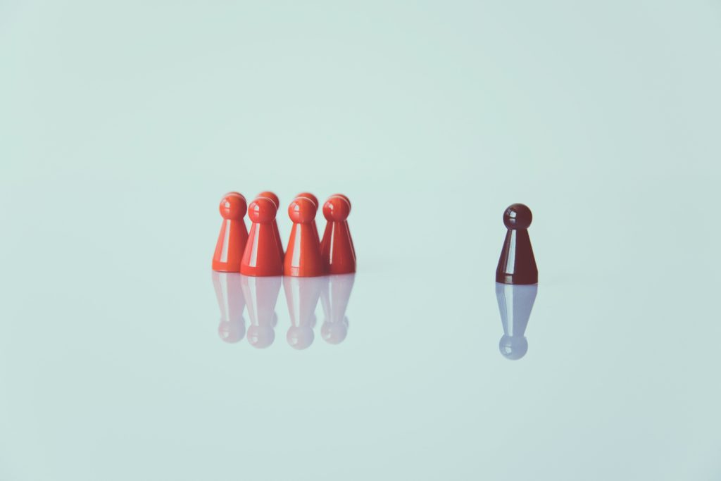 Leadership positions can be isolating.